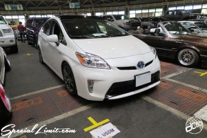 CUSTOM PARTY Vol.6 Port Messe Nagoya LEROY EVENT TOYOTA PRIUS