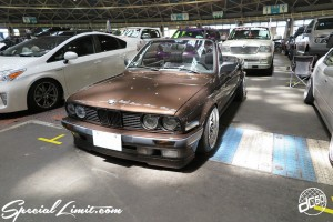 CUSTOM PARTY Vol.6 Port Messe Nagoya LEROY EVENT BMW E30 Cabrio CCW