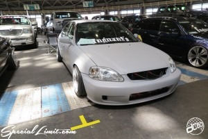 CUSTOM PARTY Vol.6 Port Messe Nagoya LEROY EVENT CIVIC EK Stance