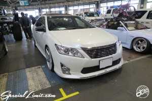 CUSTOM PARTY Vol.6 Port Messe Nagoya LEROY EVENT CAMRY