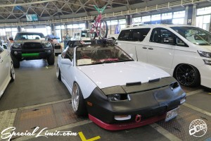 CUSTOM PARTY Vol.6 Port Messe Nagoya LEROY EVENT 180SX NISSAN THULE