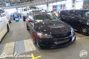 CUSTOM PARTY Vol.6 Port Messe Nagoya LEROY EVENT MITSUBISHI Lancer Evolution Ⅹ
