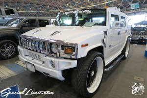 CUSTOM PARTY Vol.6 Port Messe Nagoya LEROY EVENT GM HUMMER H2