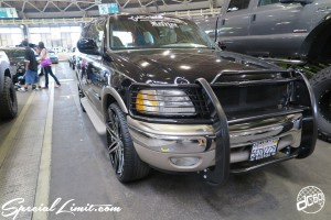 CUSTOM PARTY Vol.6 Port Messe Nagoya LEROY EVENT FORD EXPEDITION LEXANI
