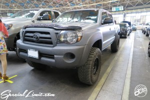 CUSTOM PARTY Vol.6 Port Messe Nagoya LEROY EVENT TOYOTA TACOMA