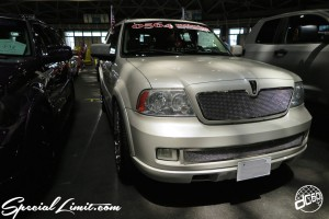 CUSTOM PARTY Vol.6 Port Messe Nagoya LEROY EVENT LINCOLN NAVIGATOR