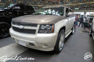CUSTOM PARTY Vol.6 Port Messe Nagoya LEROY EVENT CHEVROLET TAHOE