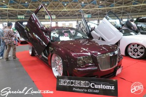 CUSTOM PARTY Vol.6 Port Messe Nagoya LEROY EVENT CHRYSLER 300C FORGIATO