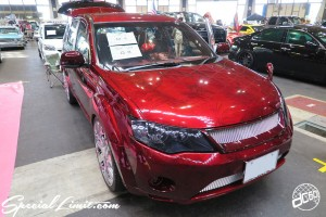 CUSTOM PARTY Vol.6 Port Messe Nagoya LEROY EVENT MITSUBISHI OUTLANDER