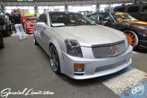 CUSTOM PARTY Vol.6 Port Messe Nagoya LEROY EVENT Cadillac CTS