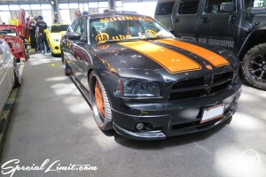 CUSTOM PARTY Vol.6 Port Messe Nagoya LEROY EVENT DODGE CHARGER LEXANI