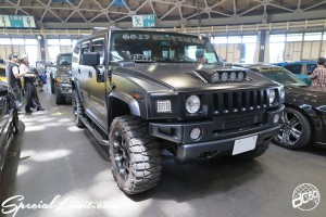 CUSTOM PARTY Vol.6 Port Messe Nagoya LEROY EVENT HUMMER H2