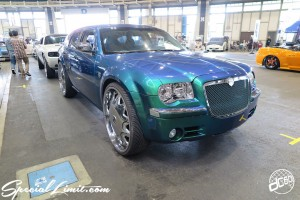 CUSTOM PARTY Vol.6 Port Messe Nagoya LEROY EVENT CHRYSLER 300C Touring DUB