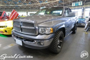 CUSTOM PARTY Vol.6 Port Messe Nagoya LEROY EVENT DODGE RAM Quad Cab