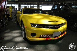CUSTOM PARTY Vol.6 Port Messe Nagoya LEROY EVENT CHEVROLET CAMARO