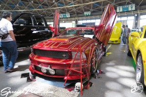 CUSTOM PARTY Vol.6 Port Messe Nagoya LEROY EVENT FORD MUSTANG