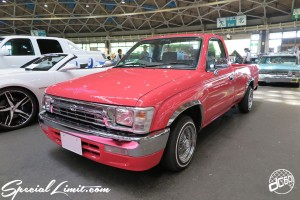 CUSTOM PARTY Vol.6 Port Messe Nagoya LEROY EVENT TOYOTA HILUX Single Cab