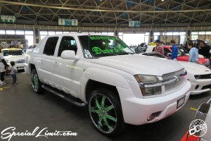 CUSTOM PARTY Vol.6 Port Messe Nagoya LEROY EVENT CHEVROLET AVALANCHE LEXANI