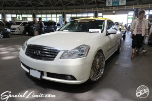 CUSTOM PARTY Vol.6 Port Messe Nagoya LEROY EVENT NISSAN FUGA