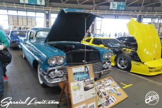 CUSTOM PARTY Vol.6 Port Messe Nagoya LEROY EVENT 1958 CHEVROLET