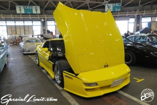 CUSTOM PARTY Vol.6 Port Messe Nagoya LEROY EVENT CHEVROLET Corvette
