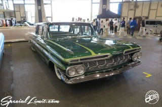 CUSTOM PARTY Vol.6 Port Messe Nagoya LEROY EVENT CHEVROLET Impala