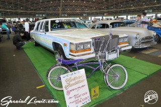 CUSTOM PARTY Vol.6 Port Messe Nagoya LEROY EVENT Cadillac LIMO