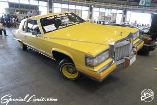 CUSTOM PARTY Vol.6 Port Messe Nagoya LEROY EVENT Cadillac Big Brougham HYD