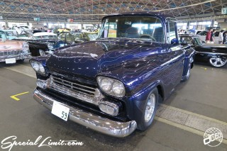 CUSTOM PARTY Vol.6 Port Messe Nagoya LEROY EVENT CHEVROLET 59