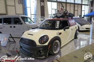 CUSTOM PARTY Vol.6 Port Messe Nagoya LEROY EVENT Five Star BMW MINI