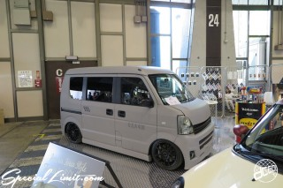 CUSTOM PARTY Vol.6 Port Messe Nagoya LEROY EVENT SUZUKI EVERY Slammed