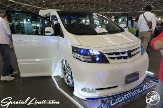 CUSTOM PARTY Vol.6 Port Messe Nagoya LEROY EVENT TOYOTA ALPHARD NACKS Lightning Audio