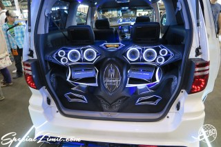 CUSTOM PARTY Vol.6 Port Messe Nagoya LEROY EVENT TOYOTA ALPHARD Lightning Audio
