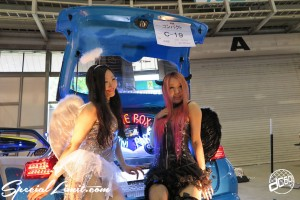 CUSTOM PARTY Vol.6 Port Messe Nagoya LEROY EVENT Pole Dance ICE KURO dc601 JUKE