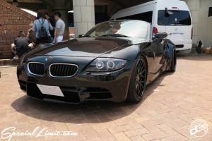 Shizuoka Luxury Special Vol.6 SLS Marin Park T-Factory dc601 Special Limit.com Slammed USDM Mt.Fuji BMW Z4 SSR
