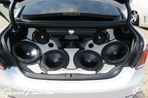 Shizuoka Luxury Special Vol.6 SLS Marin Park T-Factory dc601 Special Limit.com Slammed USDM Mt.Fuji LEXUS LS Rockford Fosgate Audio