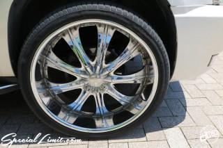 Shizuoka Luxury Special Vol.6 SLS Marin Park T-Factory dc601 Special Limit.com Slammed USDM Mt.Fuji Cadillac Escalade ESV