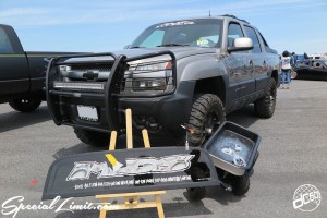 X-5 Cross Five Osaka Extreme Super Show 2014 USDM Special Limit.com CHEVROLET AVALANCHE