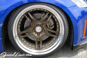 X-5 Cross Five Osaka Extreme Super Show 2014 Special Limit.com Fairlady Z33 WORK DURANDAL
