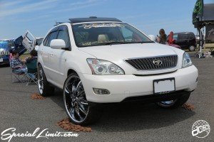 X-5 Cross Five Osaka Extreme Super Show 2014 USDM Special Limit.com TOYOTA HARRIER