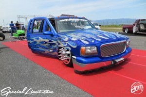 X-5 Cross Five Osaka Extreme Super Show 2014 USDM Special Limit.com TM Auto Service MAD LOW CEVROLET