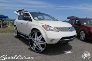 X-5 Cross Five Osaka Extreme Super Show 2014 USDM Special Limit.com NISSAN MURANO