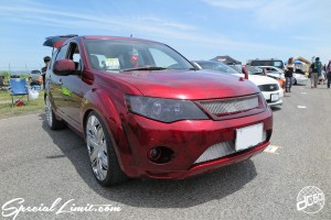 X-5 Cross Five Osaka Extreme Super Show 2014 USDM Special Limit.com MITSUBISHI Outlander Dolce