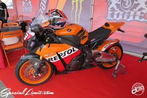X-5 Cross Five Osaka Extreme Super Show 2014 USDM Special Limit.com MONSTER ENERGY REPSOL RCV HONDA