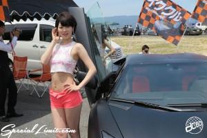 X-5 Cross Five Osaka Extreme Super Show 2014 USDM Special Limit.com Lamborghini Aventador PLATINUM Image Girl