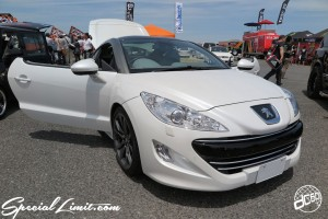 X-5 Cross Five Osaka Extreme Super Show 2014 USDM Special Limit.com MONSTER ENERGY PEUGEOT RCZ