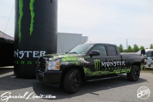 X-5 Cross Five Osaka Extreme Super Show 2014 USDM Special Limit.com MONSTER ENERGY FORD Truck