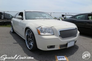 X-5 Cross Five Osaka Extreme Super Show 2014 USDM Special Limit.com MONSTER ENERGY P.G MOTORING DODGE MAGNUM HIPNOTIC