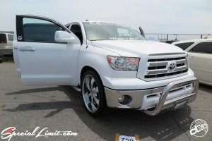 X-5 Cross Five Osaka Extreme Super Show 2014 USDM Special Limit.com MONSTER ENERGY P.G MOTORING TOYOTA TUNDRA LEXUS
