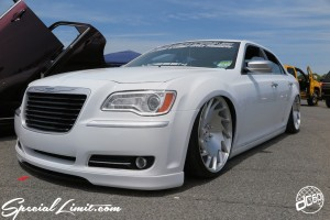 X-5 Cross Five Osaka Extreme Super Show 2014 USDM Special Limit.com MONSTER ENERGY P.G MOTORING CHRYSLER 300C VOSSEN FORGED